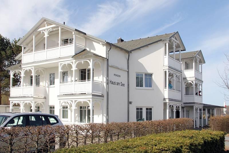 Pension Haus am See – Ferienwohnungen Ferienappartements