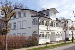 Haus am Park in Binz