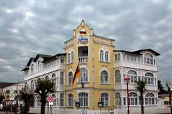Hotel Deutsche Flagge in Binz