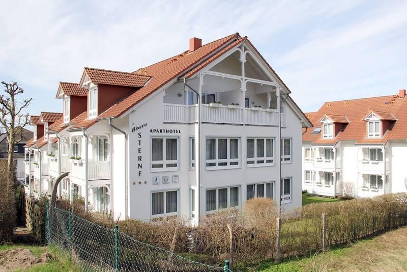 Aparthotel Binzer Sterne Ferienwohnungen Ferienappartements Binz